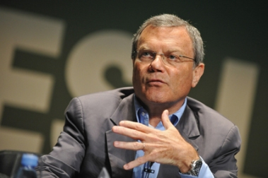 Sir Martin Sorrel CEO WPP